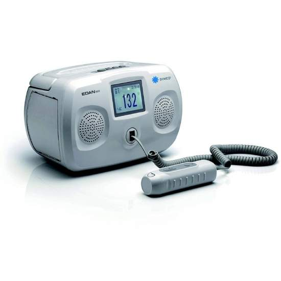 Doppler de ultrasonidos portatil con bateria con sonda de 2mhz. - Doppler de ultrasonidos portatil con bateria con sonda de 2mhz.
