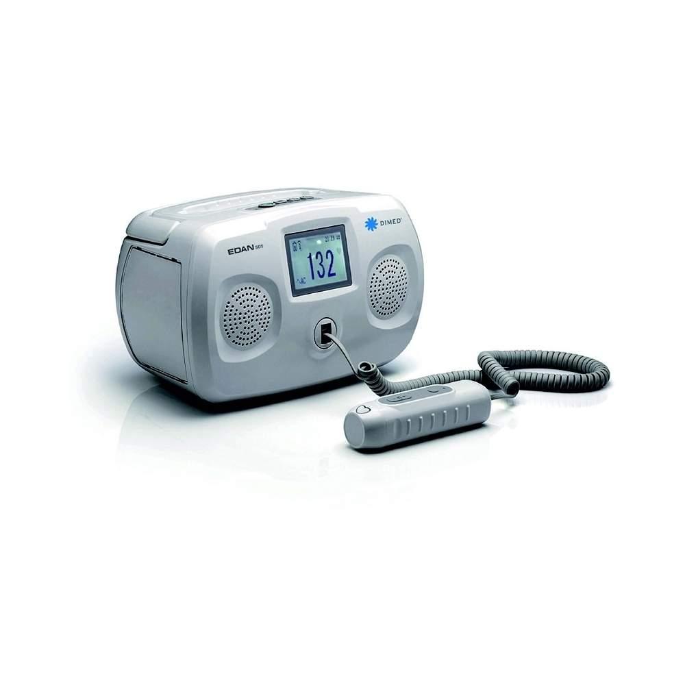 Portable Doppler ultrasonic probe 2MHz battery.