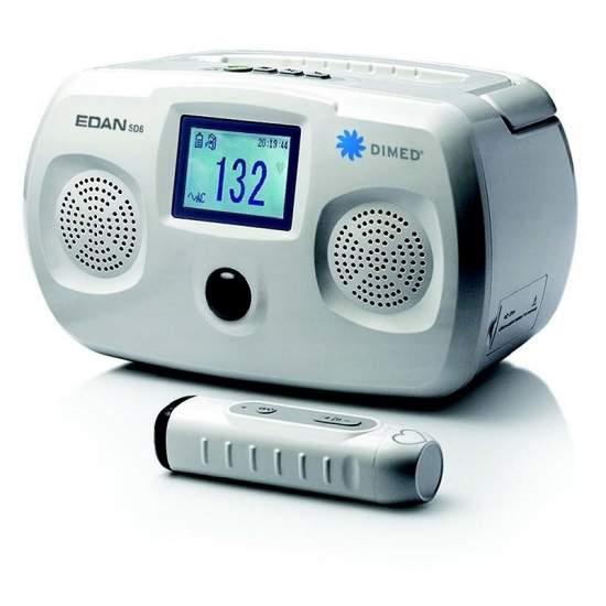Doppler de ultrasonidos portatil con bateria con sonda de 2mhz sin cable. - Doppler de ultrasonidos portatil con bateria con sonda de 2mhz sin cable.
