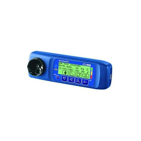 Portable spirometer - Portable spirometer