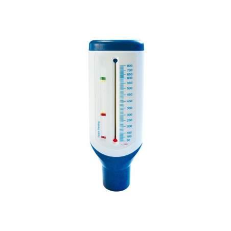 Taxa de fluxo expiratório Adulto medidor de fluxo de pico.