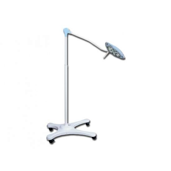 Luz operacional rodable de pé