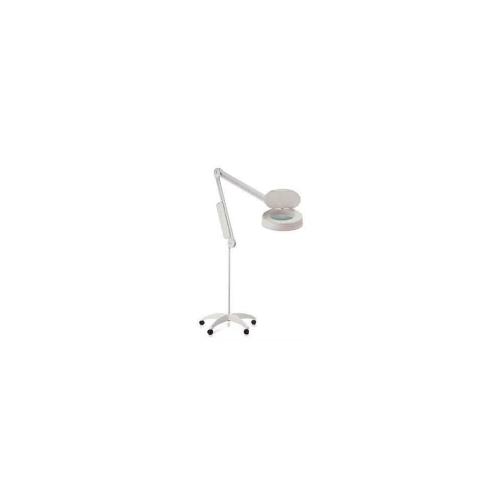 Lampada con lente d'ingrandimento 5 diottrie