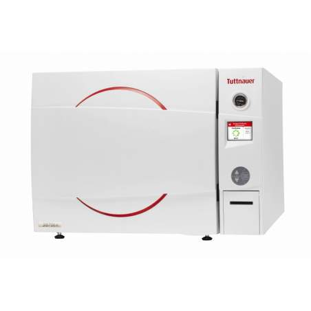 Horizontal autoclave of 85 liters automatic class s