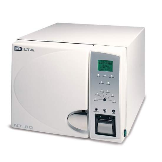 Class B Autoclave 15 liters of 5 cycles, with printer. - Class B Autoclave 15 liters of 5 cycles, with printer.