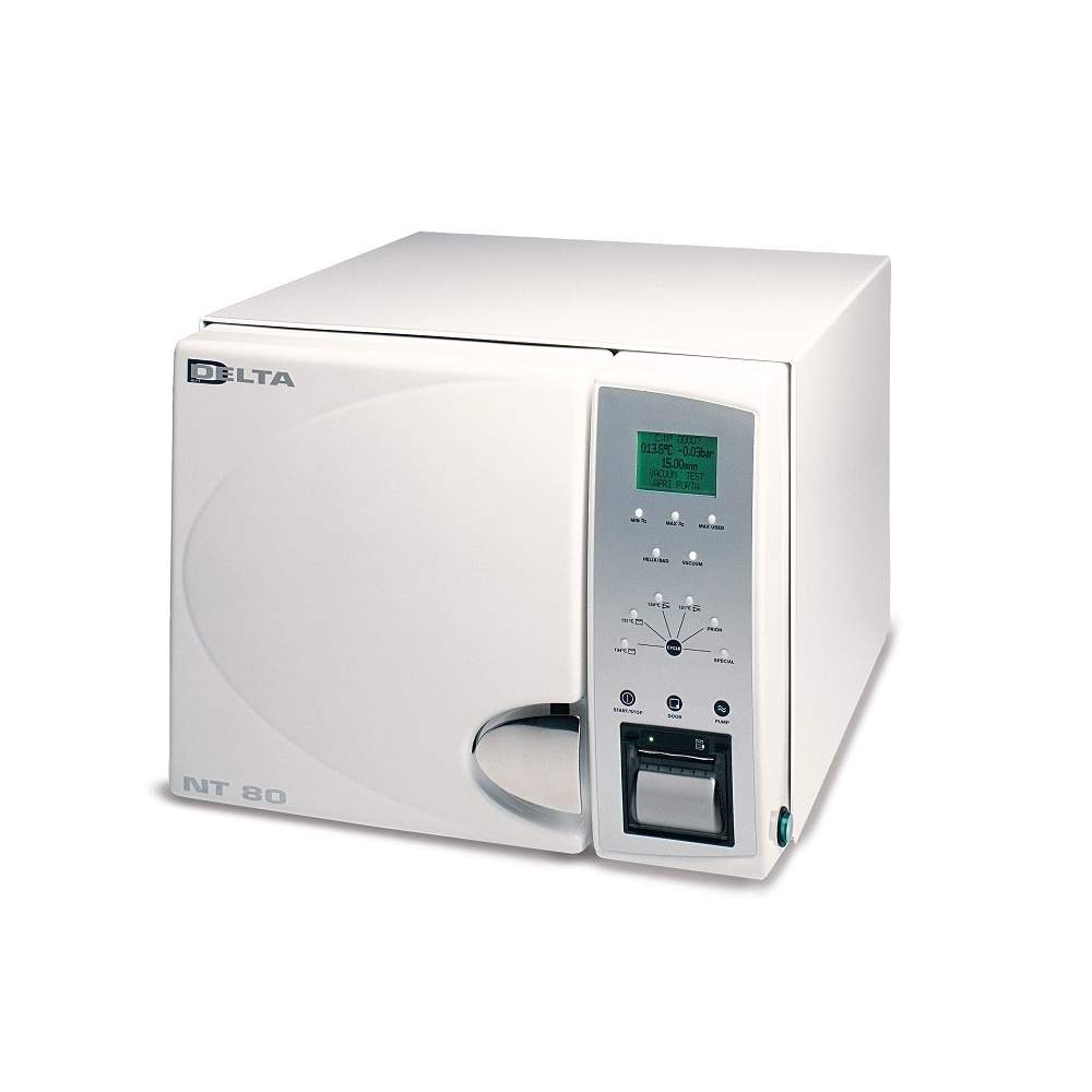 Classe B autoclave 15 litres de 5 cycles, avec imprimante.