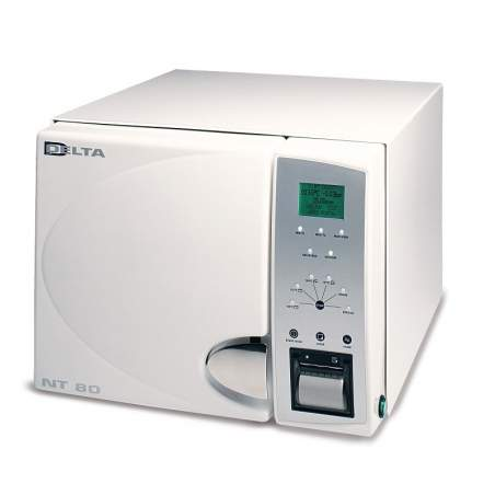 Class B Autoclave 15 liters of 5 cycles, with printer.