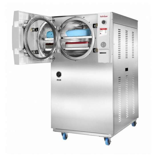 Horizontal autoclave of 85 liters automatic class b. - Horizontal autoclave of 85 liters automatic class b.