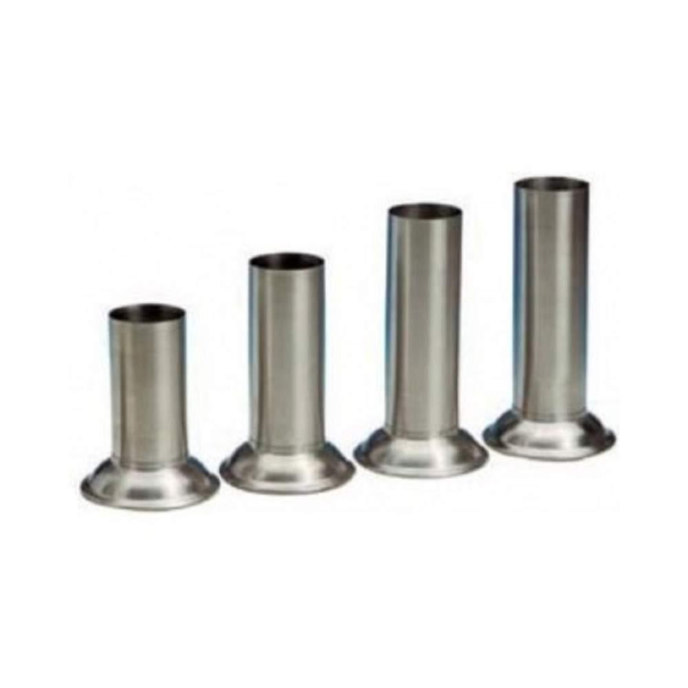 Secchio ac / acciaio. 18/10 per strumentali-termometri. 55 x 180 mm