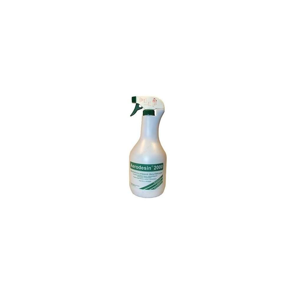 Désinfectant de pulvérisation alcooliques pour les surfaces et de produits médicaux