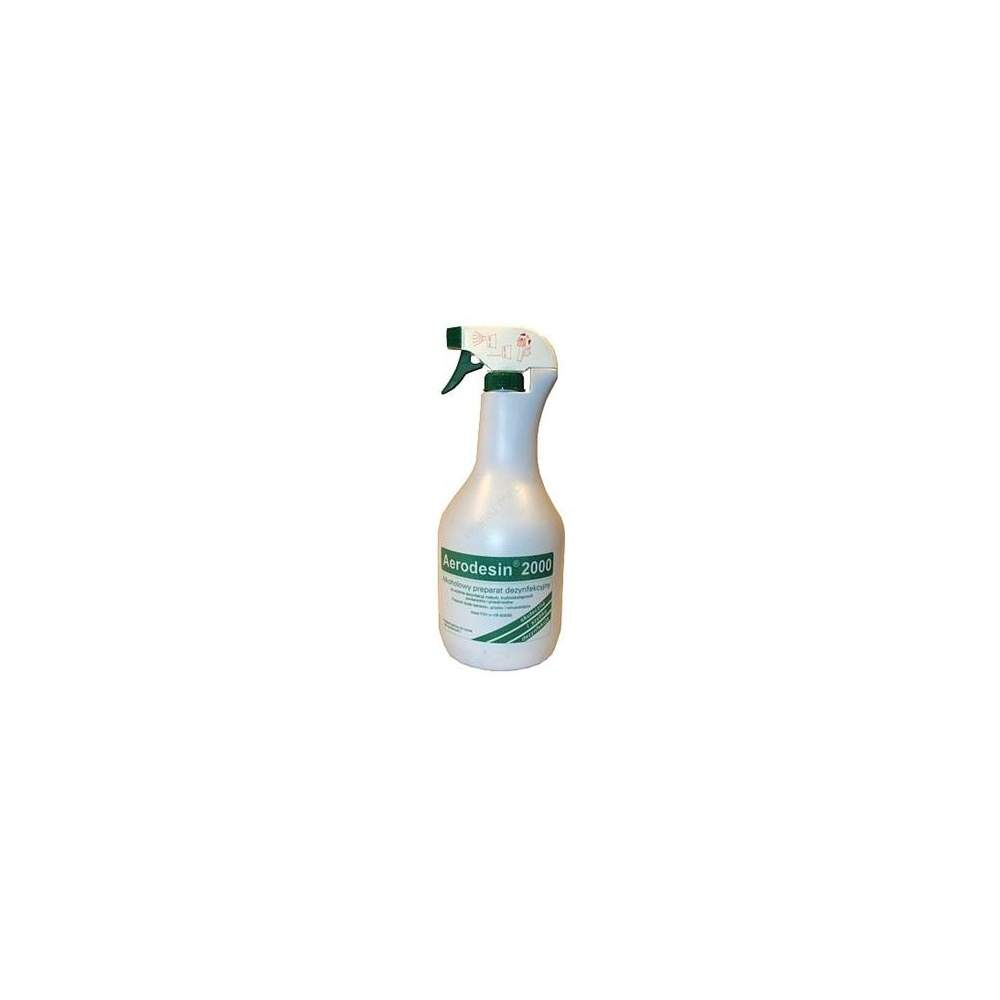 Spray disinfettante alcolico per superfici e prodotti medicali