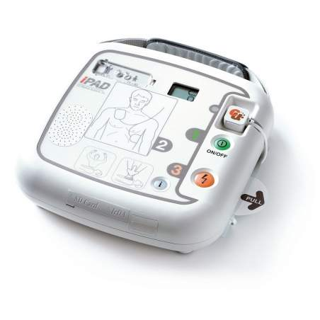 Semi-automatique défibrillateur ÉCRAN