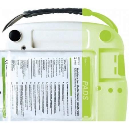 Patch ADULTE kit défibrillateur EME10203