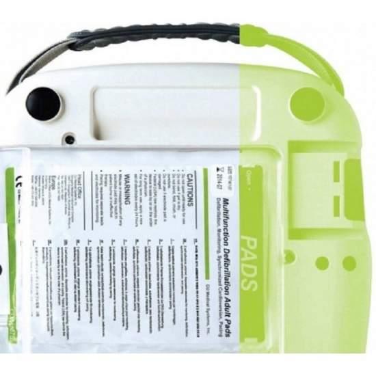 Patch PEDIATRIQUE kit défibrillateur EME10203
