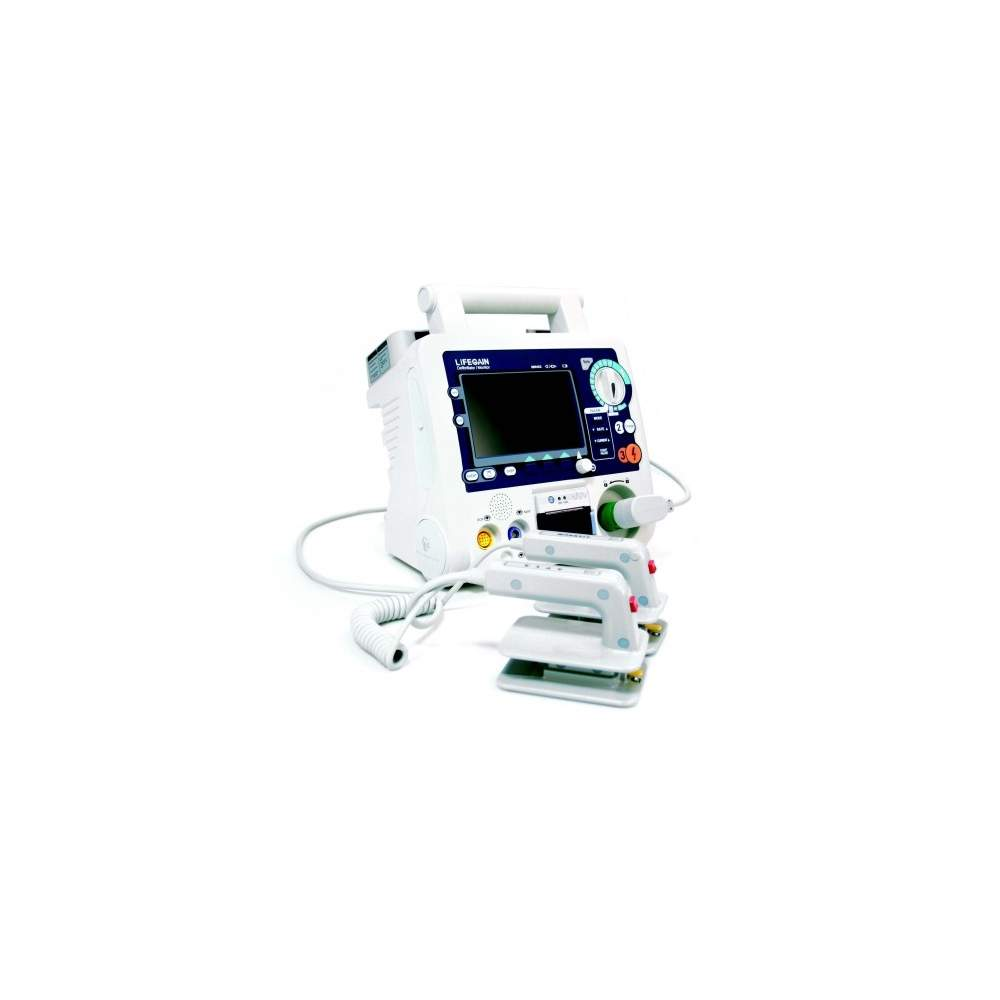 DEFIBRILLATOR para o Hospital USE