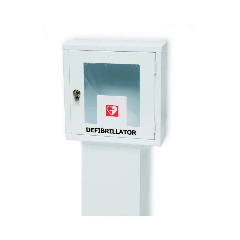 Carrinho de exposição FECHAMENTO COM GLAZED EME10202 Desfibrilador - EME10203.