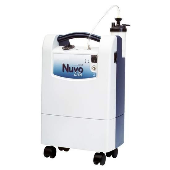 Concentrador de oxigênio portátil COM RODAS