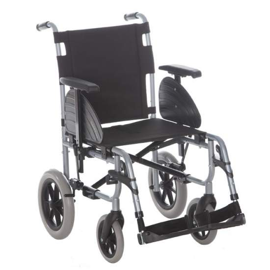 Gades lightweight wheel chair VARIO 300mm -  The most competitive and versatile chair family GADES  The most durable of the market, supports 140 kg. Also lighter, from 15.5 kg and the only standard light steel chair that adapts to the needs of each user seated.