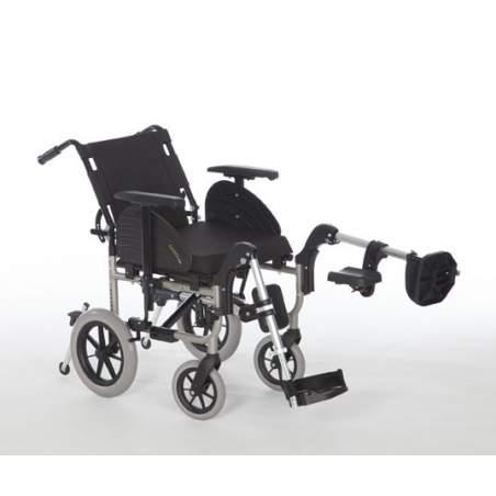 Silla de Ruedas Gades GAP aluminio ruedas 300mm