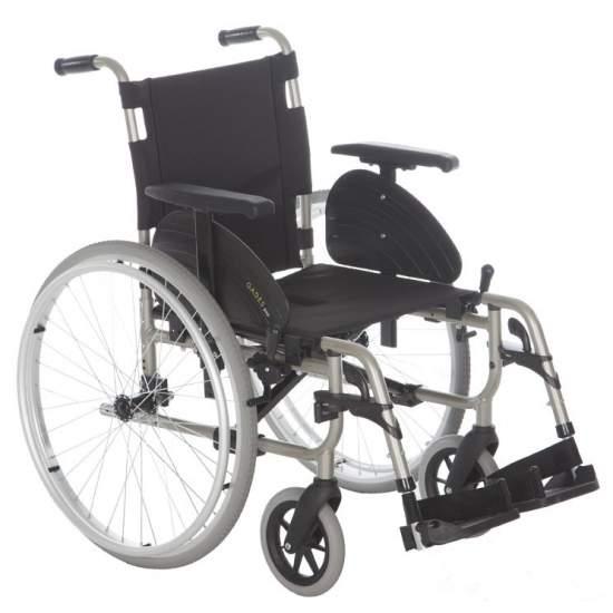 Silla de Ruedas Gades GAP aluminio ruedas 600mm - Silla de Ruedas Gades GAP aluminio ruedas 600mm La silla más ligera de la familia GADES