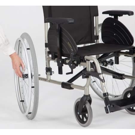 silla de ruedas gades gap