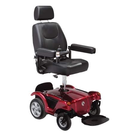 sedia a rotelle elettrica R400