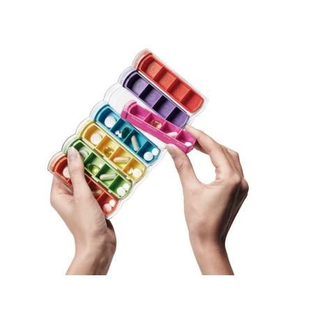 H9925 pilulier hebdomadaire Tutifruti