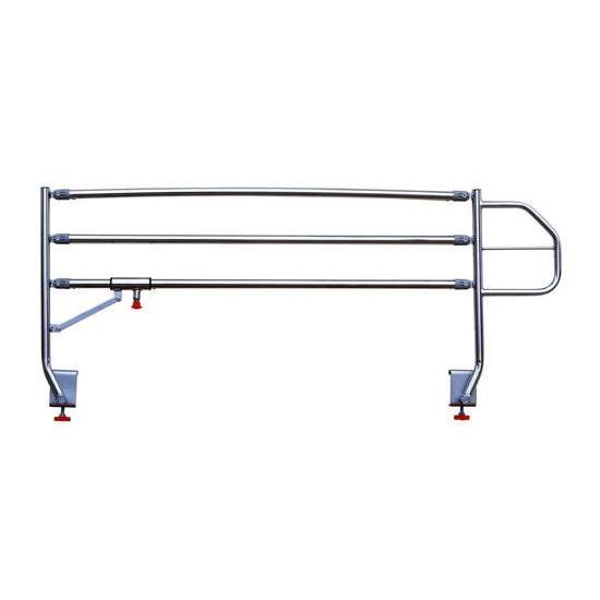 BArandilla abatible de 3 tubos pintadas - Folding rails painted 3-tube