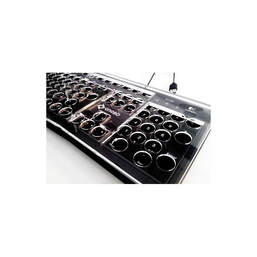 Tampa do teclado