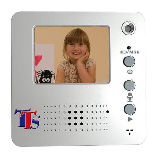 Communicator video - DVD video messages