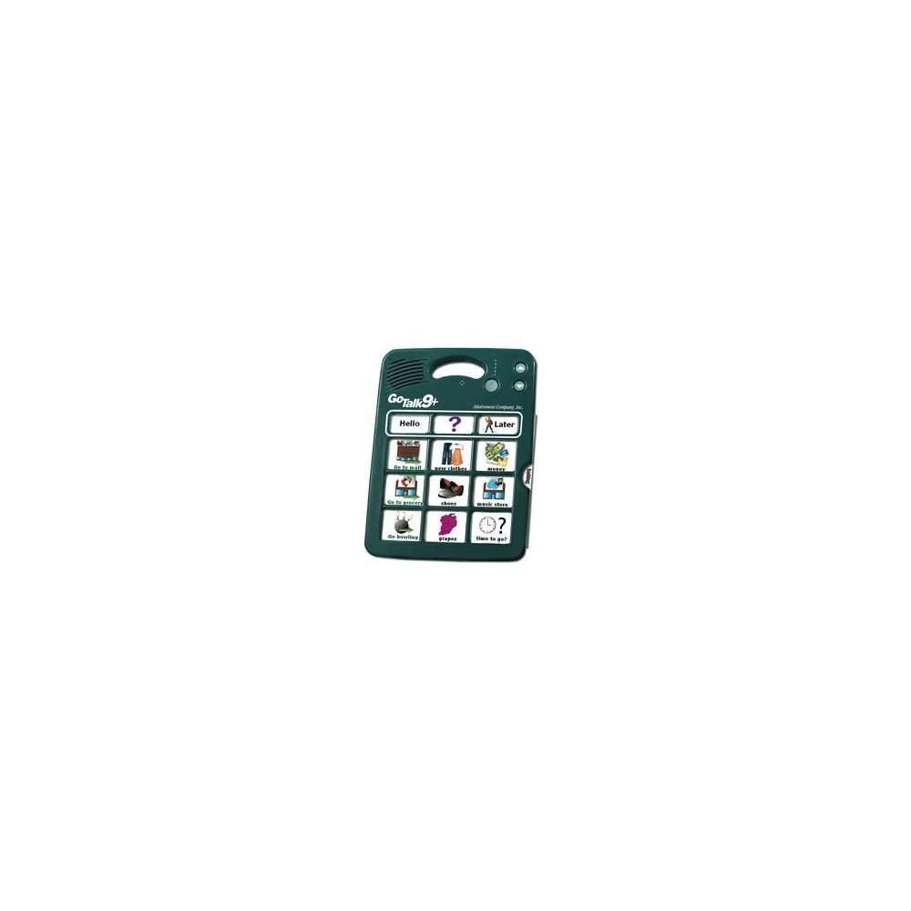 GoTalk 9+ - Tablero de comunicación con 9 mensajes