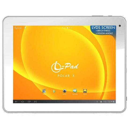 L-Pad Tablet Leotec Polar X