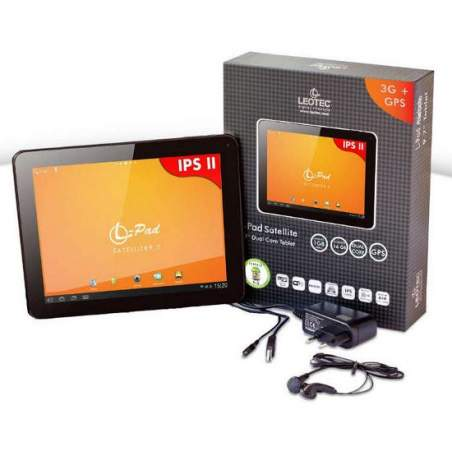 L-Pad Tablet Leotec satellitare 3G