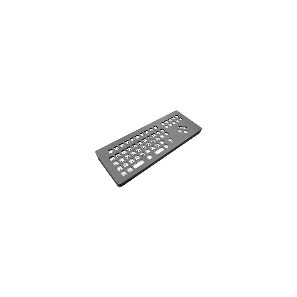 Cobertor de metal para BigKeys LX - Cobertor de metal  para el teclado BigKeys