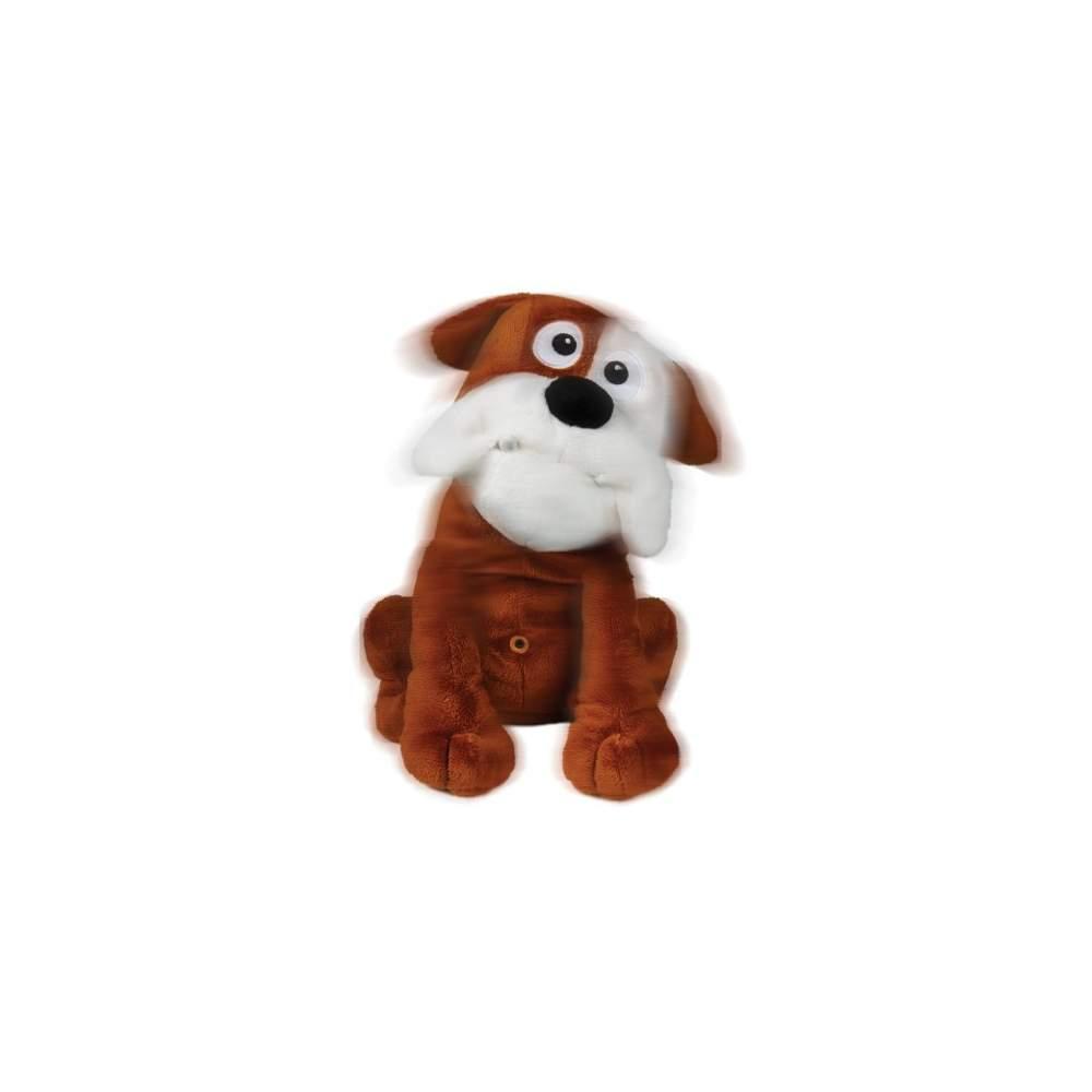 Perro risitas - Se agita, rie y ladra al activarlo con un sensor de movimiento