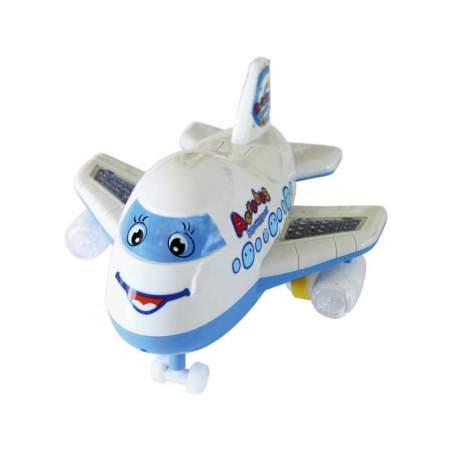 Aviões de controle remoto adaptado