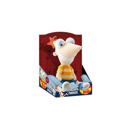 Phineas risitas adaptado - Divertido muñeco adaptado para conmutador