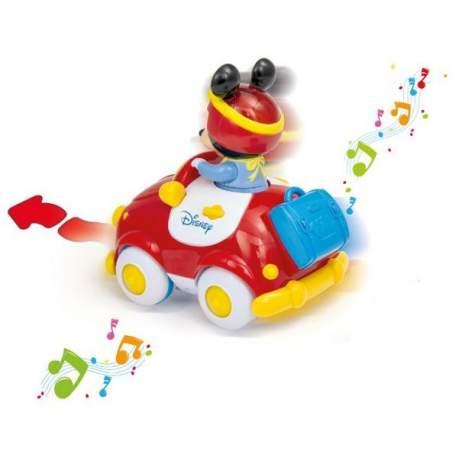 Mickey remote control car