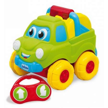 Blandito adapted remote control car