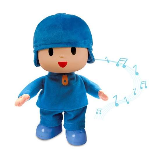 Pocoyo adapted Bailón - Make Pocoyo dance with your usual button