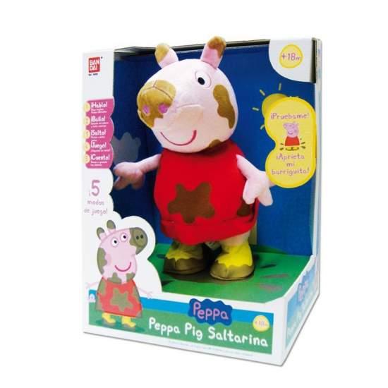 Peppa Pig rimbalzante Accessibilità