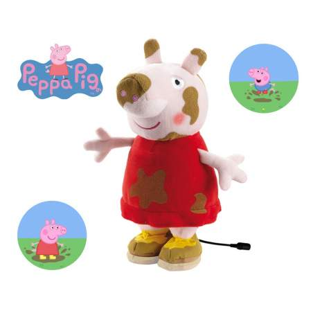 Peppa Pig bouncy Accessibility