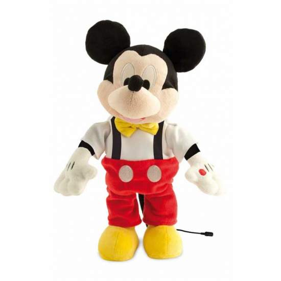 Mickey canta e dança adaptada
