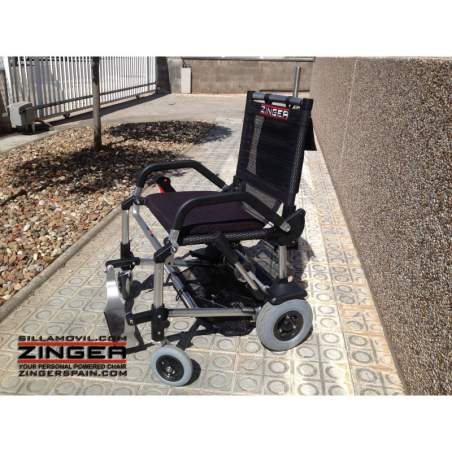 Wheelchair Zinger