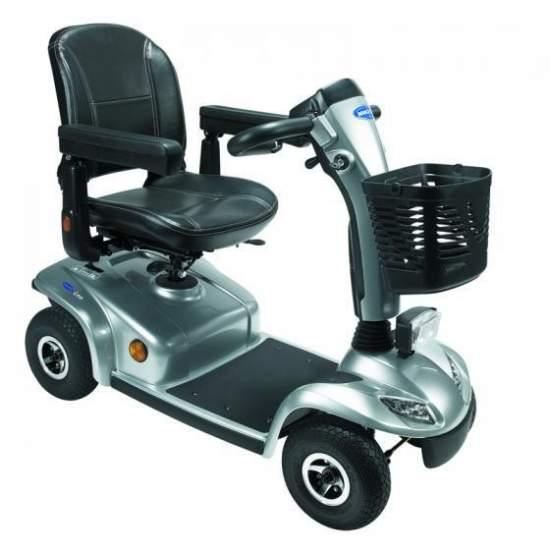 Invacare Leo Scooter 4 rodas 2014