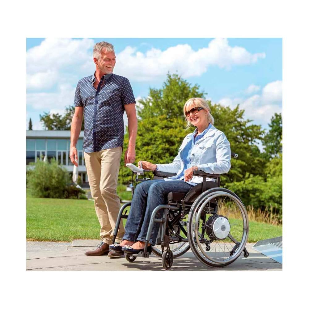 Alber e-fix E35/E36 - Dispositivo de propulsión eléctrica para silla de ruedasAlber e-fix E35/E36