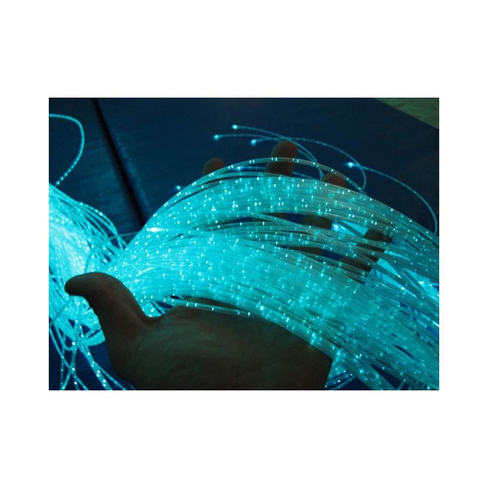 Sorgente di luce per il controller passiva in fibra ottica