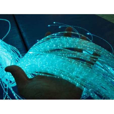 fonte de luz para o controlador passiva de fibra óptica
