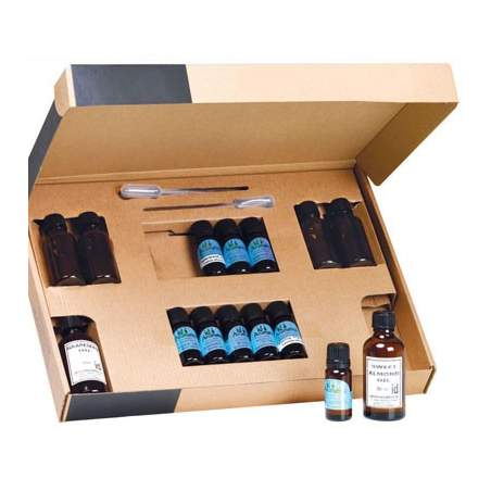Kit aromatherapy scents initiation