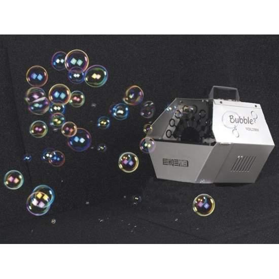 Máquina de burbujas -